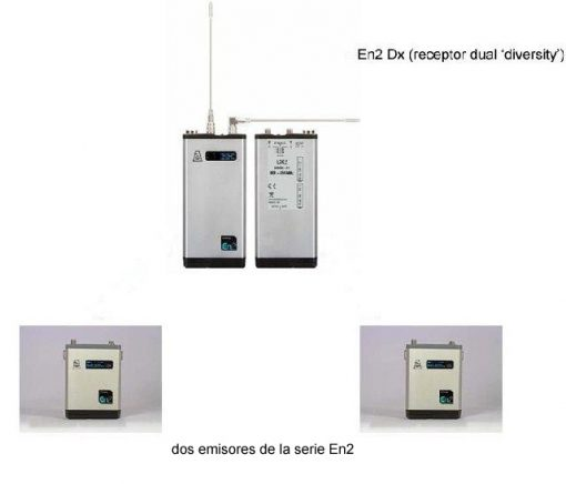 En2 Dx2 Audio Limited sistema En2