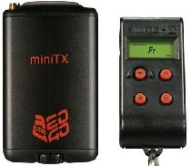 miniTx Audio Limited sistema RMS2040
